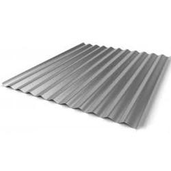 Silver Galvanized Iron Corrugated Sheet