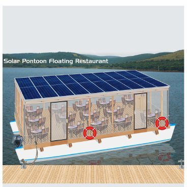Sixty Person Scenic Float N' Dine