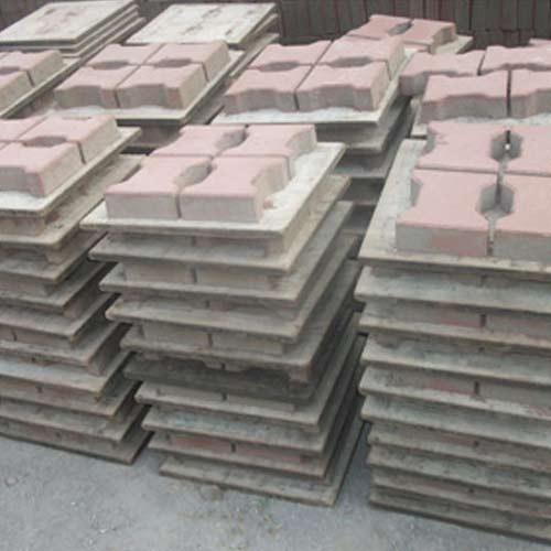 Highly Durable Red Interlocking Tiles