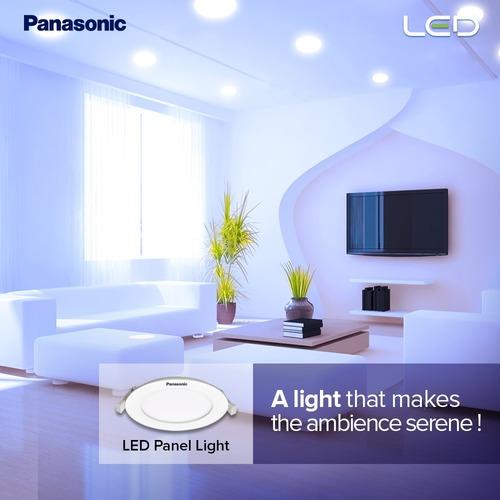 Round LED Panel Light [PANASONIC]