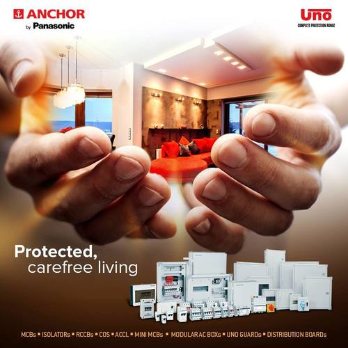 UNO MCB & Switchgears [Anchor]