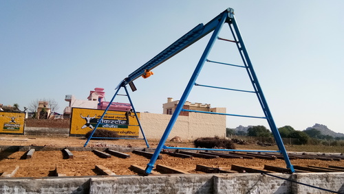 Heavy Duty Loading Crane