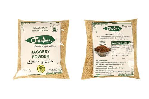 Fresh Organic Jaggery Powder - Orgatma Organic Science Pvt
