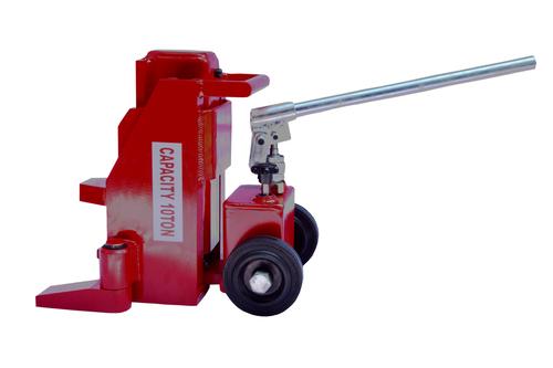 High Capacity Hydraulic Toe Jacks