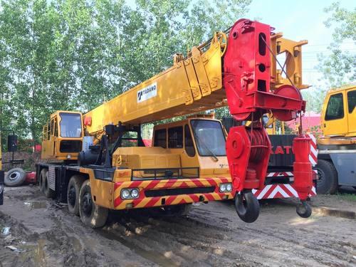 Tadano Crane 50 Ton TG500E-III Truck Mobile Cranes in Anyang