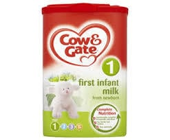 Cow & Gate First Infant Milk From Newborn Stage 1 900G Certifications: Sgs
