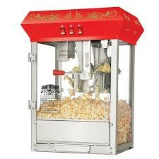 Fully Automatic Popcorn Machine