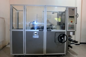 Marden Edwards Foil Wrapping Machine