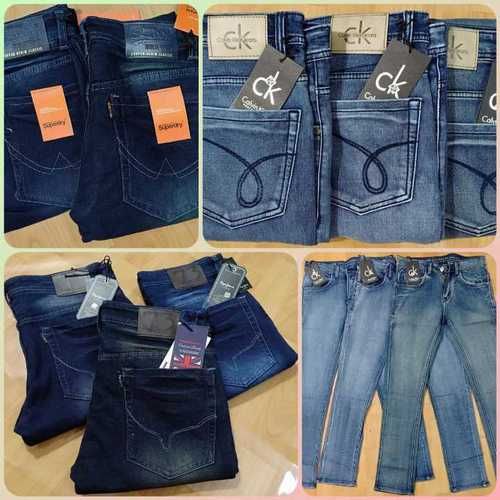 Mens Branded Stretchable Jeans