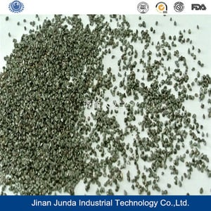 Cast Steel Grit For Sandblasting And Surface Treatment
