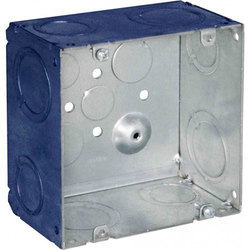 Electrical Moulded Fan Box