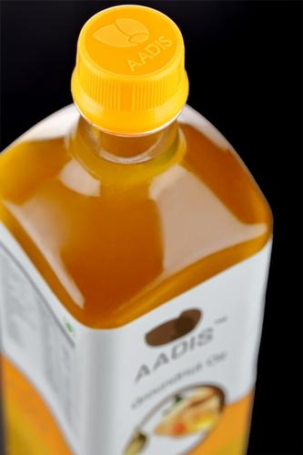 Pure Organic Groundnut Oil