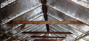 Radiant Barrier For Roof Insulation