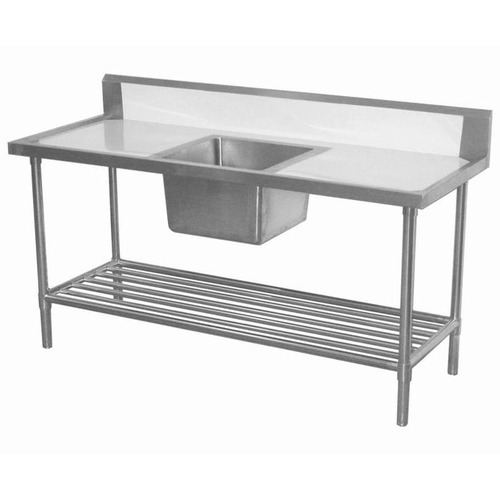 Steel Commercial Sink