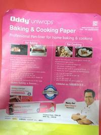 Baking And Cooking Paper (Oddy Uniwraps)