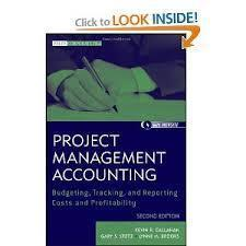 Project Management And Accounting Service