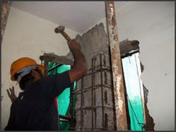 Structure Repair Contractor Services