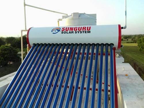 Solar Water Heater (Sunguru)
