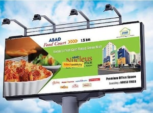 Outdoor Advertising Service