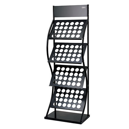 Spacious And Durable Magazine Rack