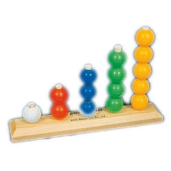 Smooth Finish Junior Abacus Toy