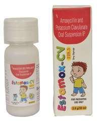 Amoxycillin Pota Clavulanate Oral Suspension