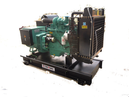 Any Color Diesel Generator Powered By Cummins Engine