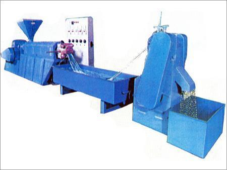Industrial Plastic Recycling Plant