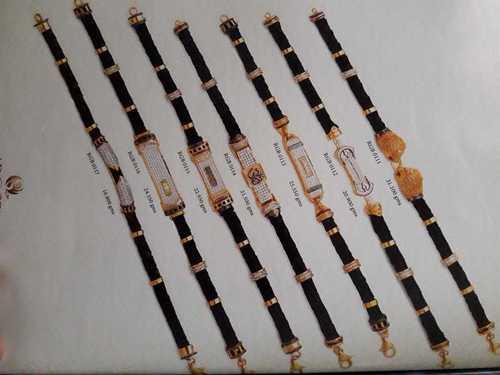 Custom Design Gold Bracelet Gender: Women