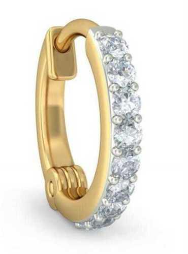 Diamond Nose Ring Very Good