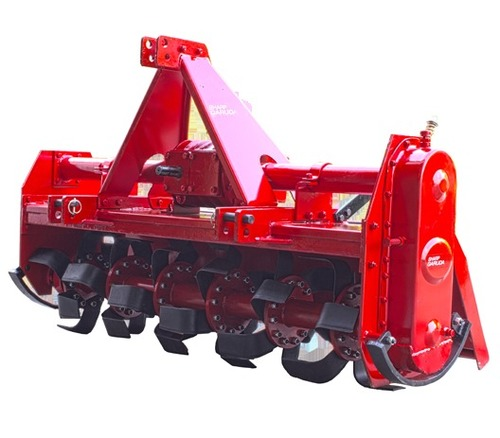 Heavy And Rigid Frame Agricultural Rotavator