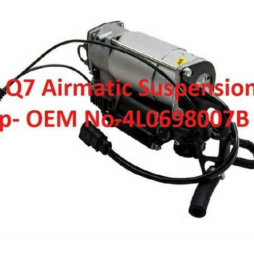 Audi Q7 Airmatic And Air Compressor Pump