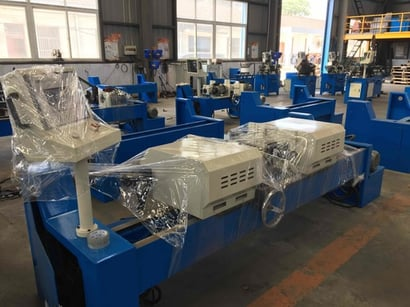 Pipe And Tube Chamfering Machine