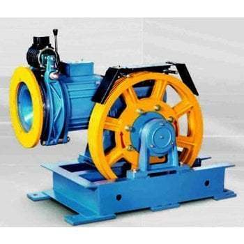 Best Functionality Elevator Traction Machines