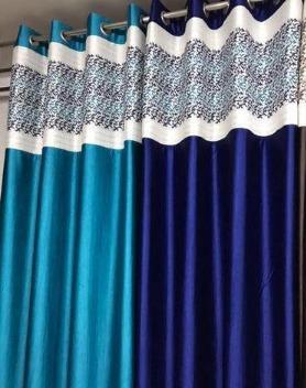 5 Feet Designer Bail Patch Curtains