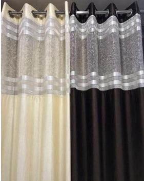 5 Feet Tissue Net Patch Curtain