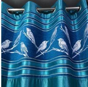7 Feet Shaneel Curtain