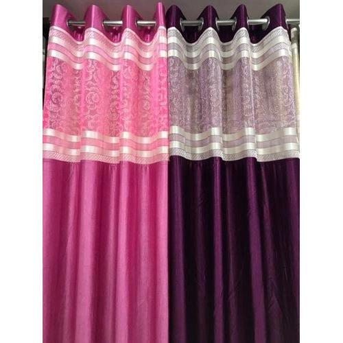 7 Feet Tissue Net Patch Curtain