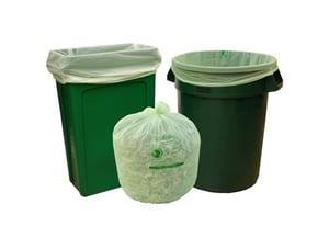 Best Price Compostable Garbage Bags