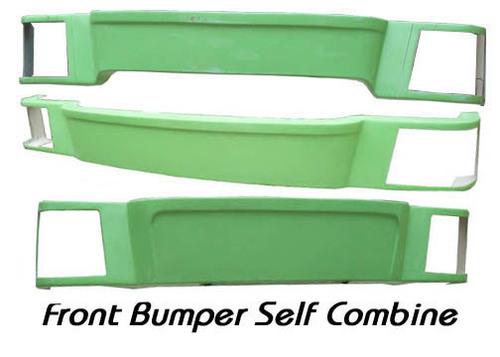 Frp Self Combine Front Bumper