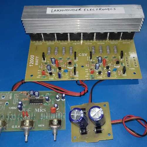 Amplifier Kit, Amplifier Kit Manufacturers & Suppliers, Dealers