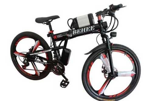 Battery Operated Geared Bicycle