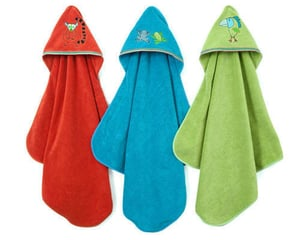 Cotton Hodded Towels