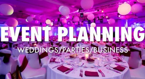 Weddings/ Parties/ Business Event Planner