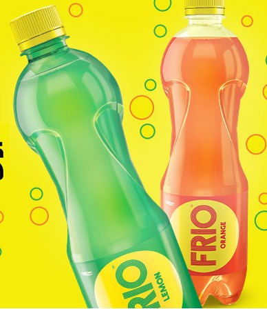 Taste Rich Frio Bottle