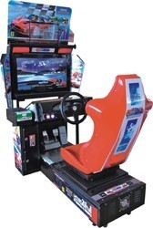 Amusement Games Outrun Car