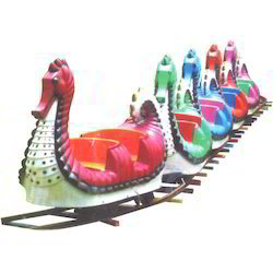 Sea Horse Family Train