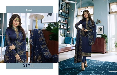 Ladies Designer Fancy Suit