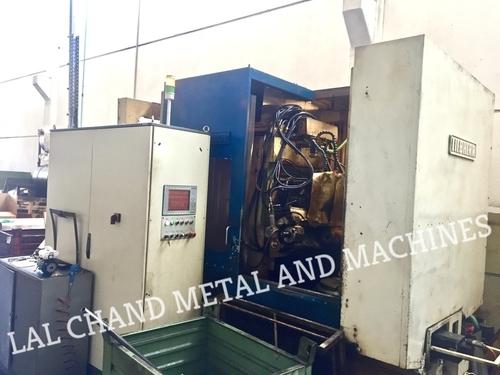 CNC Gear Hobbing LIEBHERR LC 502