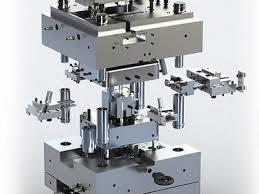 Tool And Die Making Machine